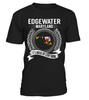 Edgewater, Maryland Its Where My Story Begins T-Shirt