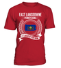 East Lansdowne, Pennsylvania Its Where My Story Begins T-Shirt