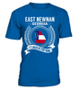 East Newnan, Georgia Its Where My Story Begins T-Shirt
