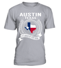 Austin, Texas Its Where My Story Begins T-Shirt