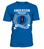 Anderson, Indiana Its Where My Story Begins T-Shirt