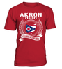 Akron, Ohio Its Where My Story Begins T-Shirt