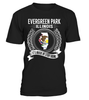 Evergreen Park, Illinois Its Where My Story Begins T-Shirt