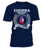 Eudora, Mississippi Its Where My Story Begins T-Shirt