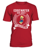 Edgewater, New Jersey Its Where My Story Begins T-Shirt
