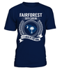 Fairforest, South Carolina Its Where My Story Begins T-Shirt