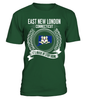 East New London, Connecticut Its Where My Story Begins T-Shirt