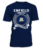Enfield, Connecticut Its Where My Story Begins T-Shirt