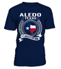 Aledo, Texas Its Where My Story Begins T-Shirt
