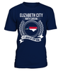 Elizabeth City, North Carolina Its Where My Story Begins T-Shirt