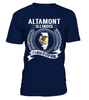 Altamont, Illinois Its Where My Story Begins T-Shirt