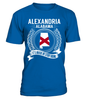 Alexandria, Alabama Its Where My Story Begins T-Shirt