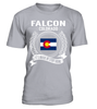 Falcon, Colorado Its Where My Story Begins T-Shirt