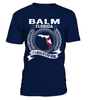 Balm, Florida Its Where My Story Begins T-Shirt