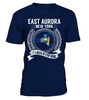 East Aurora, New York Its Where My Story Begins T-Shirt