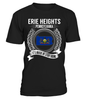 Erie Heights, Pennsylvania Its Where My Story Begins T-Shirt