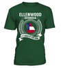 Ellenwood, Georgia Its Where My Story Begins T-Shirt