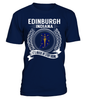 Edinburgh, Indiana Its Where My Story Begins T-Shirt
