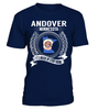 Andover, Minnesota Its Where My Story Begins T-Shirt