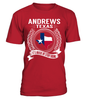 Andrews, Texas Its Where My Story Begins T-Shirt