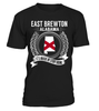 East Brewton, Alabama Its Where My Story Begins T-Shirt