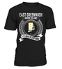 East Greenwich, Rhode Island Its Where My Story Begins T-Shirt