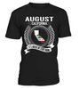 August, California Its Where My Story Begins T-Shirt