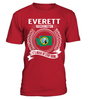 Everett, Washington Its Where My Story Begins T-Shirt