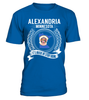 Alexandria, Minnesota Its Where My Story Begins T-Shirt