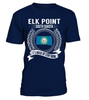 Elk Point, South Dakota Its Where My Story Begins T-Shirt