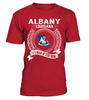 Albany, Louisiana Its Where My Story Begins T-Shirt