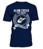 Alum Creek, West Virginia Its Where My Story Begins T-Shirt