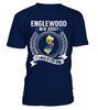 Englewood, New Jersey Its Where My Story Begins T-Shirt