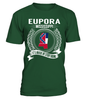 Eupora, Mississippi Its Where My Story Begins T-Shirt
