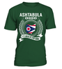 Ashtabula, Ohio Its Where My Story Begins T-Shirt