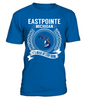 Eastpointe, Michigan Its Where My Story Begins T-Shirt