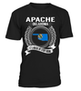 Apache, Oklahoma Its Where My Story Begins T-Shirt