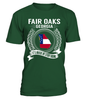Fair Oaks, Georgia Its Where My Story Begins T-Shirt