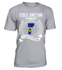Essex Junction, Vermont Its Where My Story Begins T-Shirt