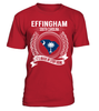 Effingham, South Carolina Its Where My Story Begins T-Shirt