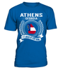 Athens, Georgia Its Where My Story Begins T-Shirt