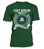 East Berlin, Connecticut Its Where My Story Begins T-Shirt