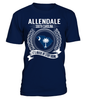 Allendale, South Carolina Its Where My Story Begins T-Shirt
