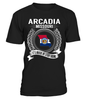 Arcadia, Missouri Its Where My Story Begins T-Shirt