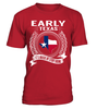 Early, Texas Its Where My Story Begins T-Shirt