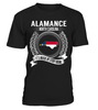 Alamance, North Carolina Its Where My Story Begins T-Shirt
