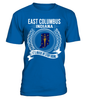 East Columbus, Indiana Its Where My Story Begins T-Shirt