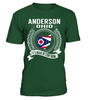 Anderson, Ohio Its Where My Story Begins T-Shirt