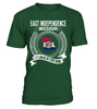 East Independence, Missouri Its Where My Story Begins T-Shirt