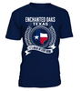 Enchanted Oaks, Texas Its Where My Story Begins T-Shirt